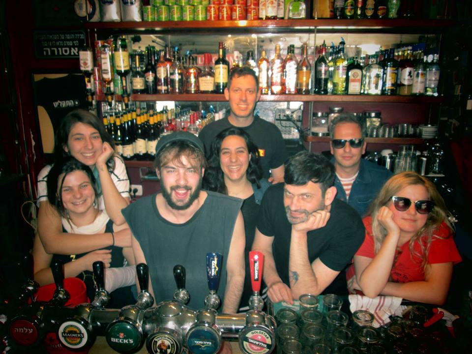 best bars in Jerusalem, Hataklit Bar