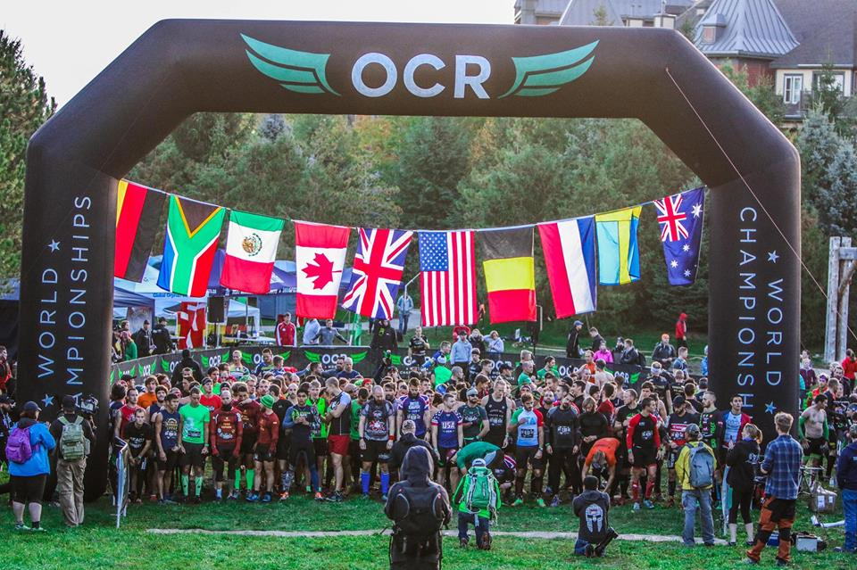 Obstacle Course Racing World Championships 2017
