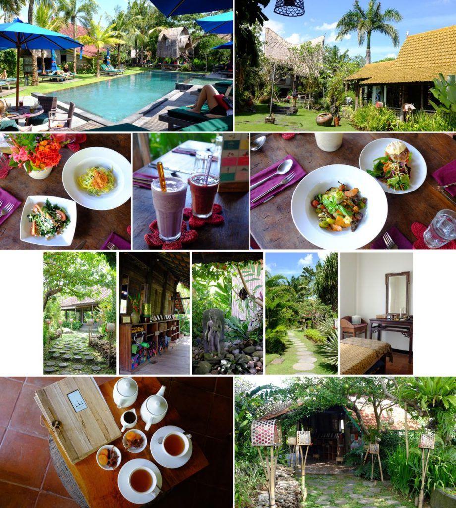 bali adventures at desa seni resort