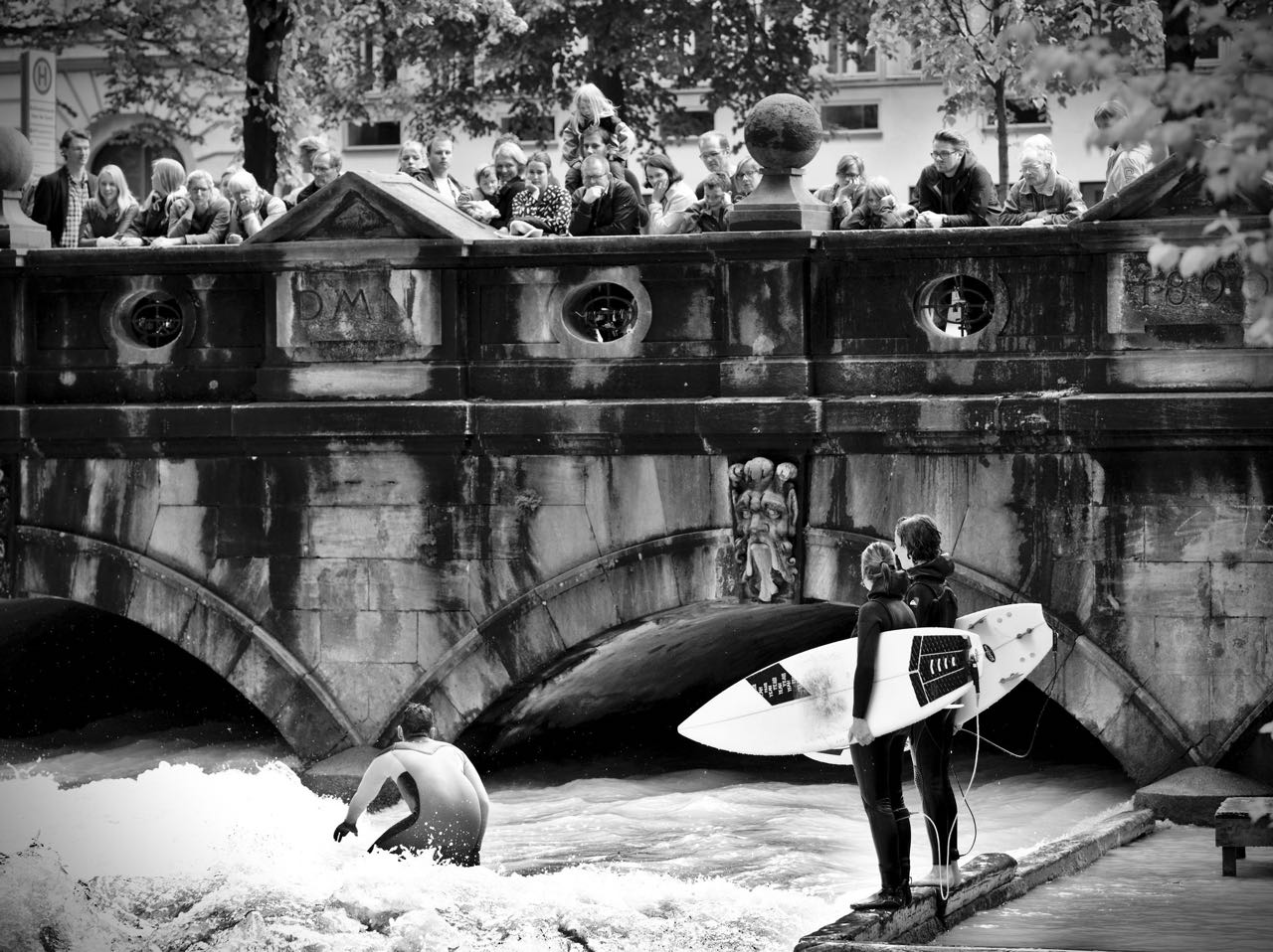 Rad Things to Do in Munich try surfing the eisbach