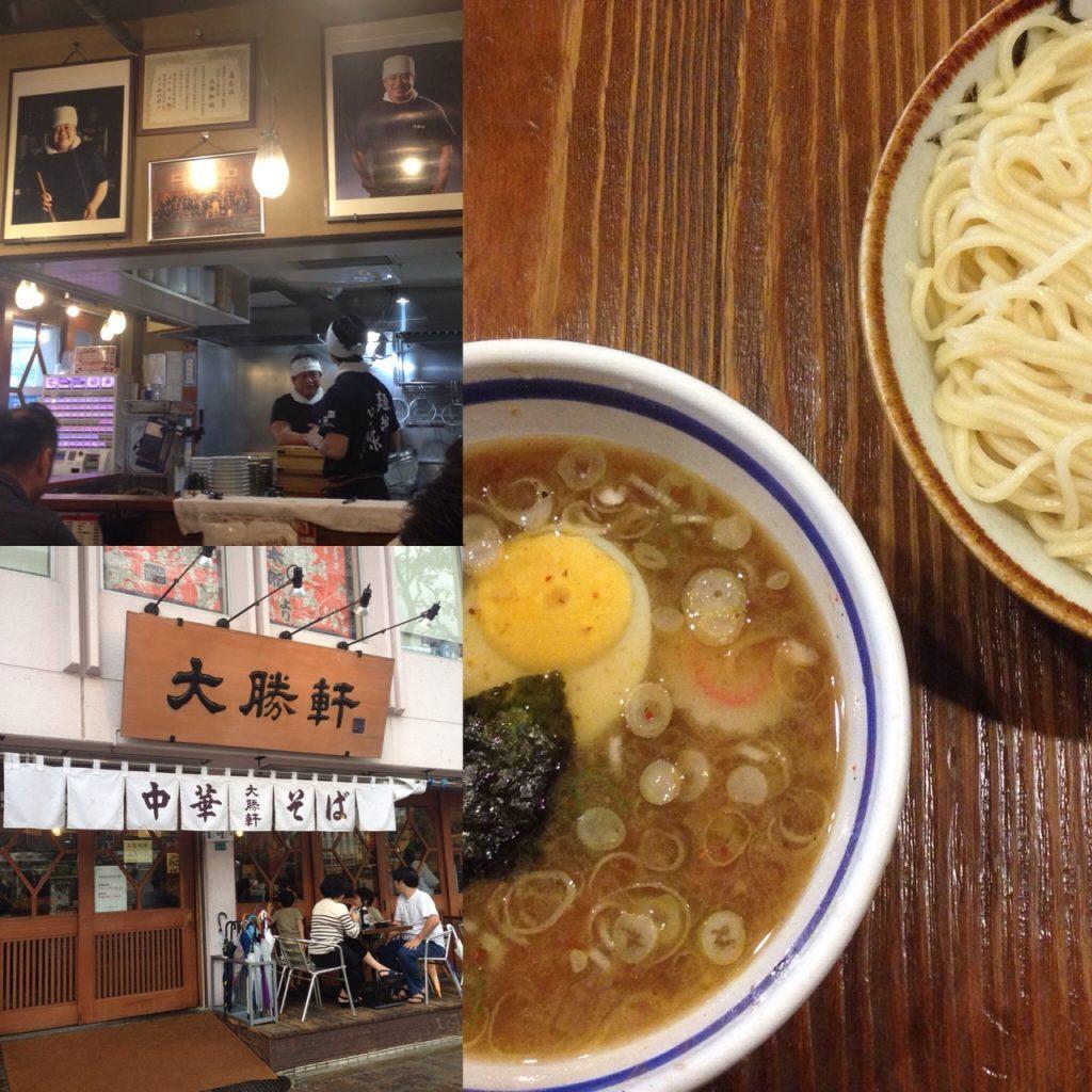 cheap eats in Tokyo, Higashiikebukuro Taishoken