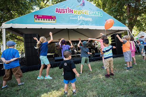 Austin City Limits, kiddie limits