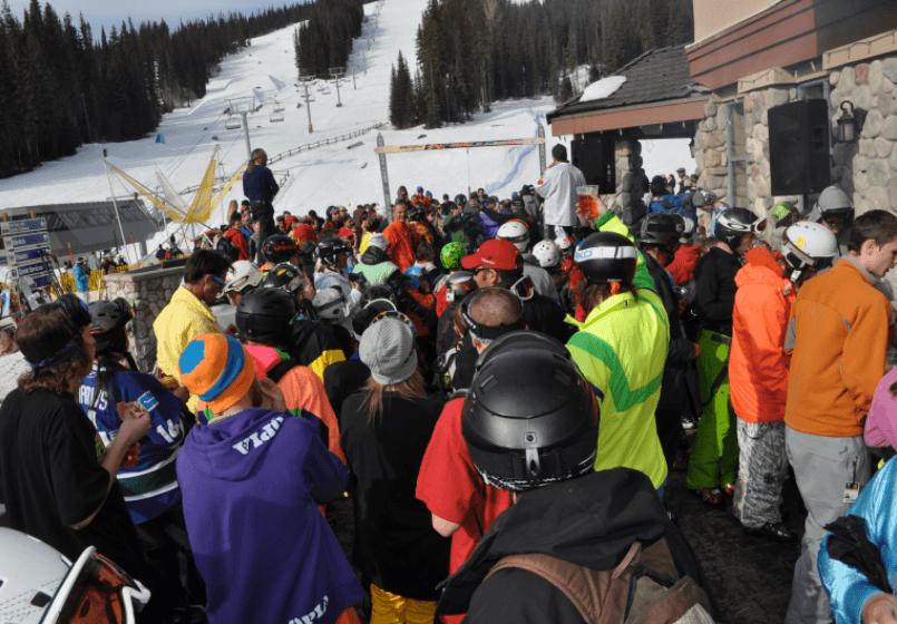 Sun peaks Après-Ski Guide