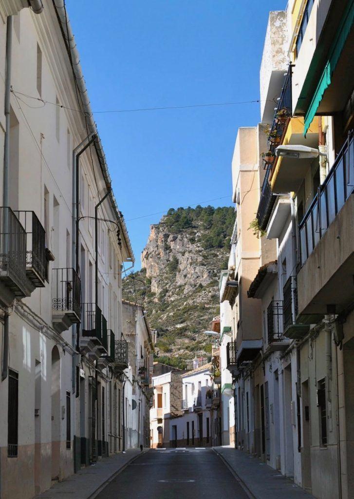 Beautiful Buñol in Valencia. Spain