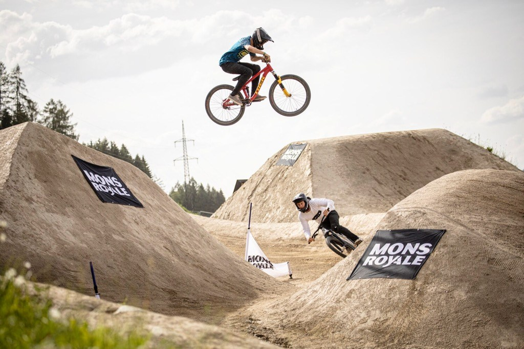 Shoot and Style at Crankworx in Austria