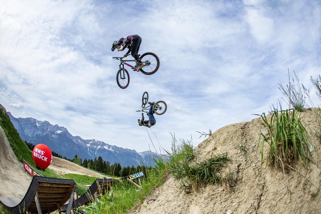Crankworx Innsbruck in Austria Speedstyle