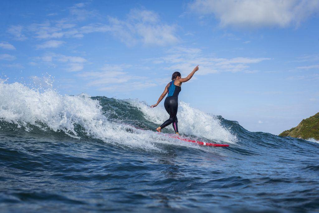surfing southwest france in Saint Jean de Luz