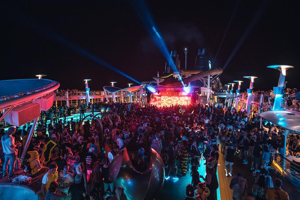 Electronic Music Boat Cruises