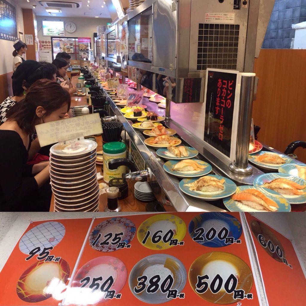 Cheap Eats In Tokyo, GENKI ZUSHI