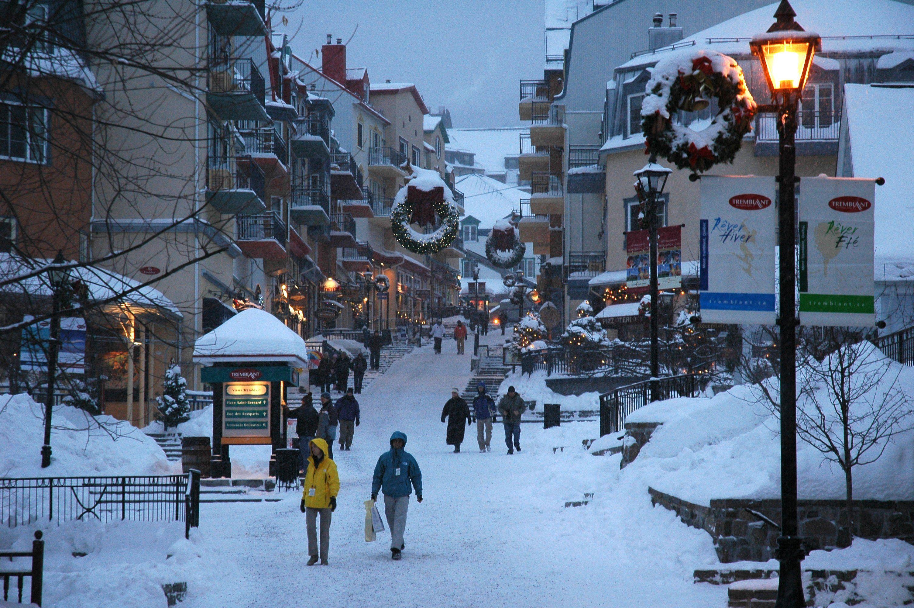 MONT TREMBLANT apres-ski guide