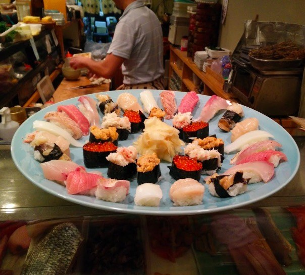 Cheap Eats In Tokyo, OEDO