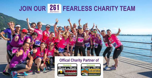 ' Roll Marathon run for Charity