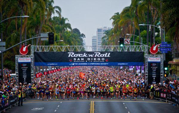 Rock n' Roll Marathon San Diego