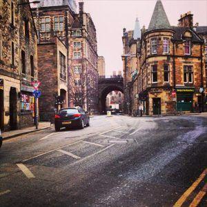 Rock n' Roll Marathon Series Edinburgh