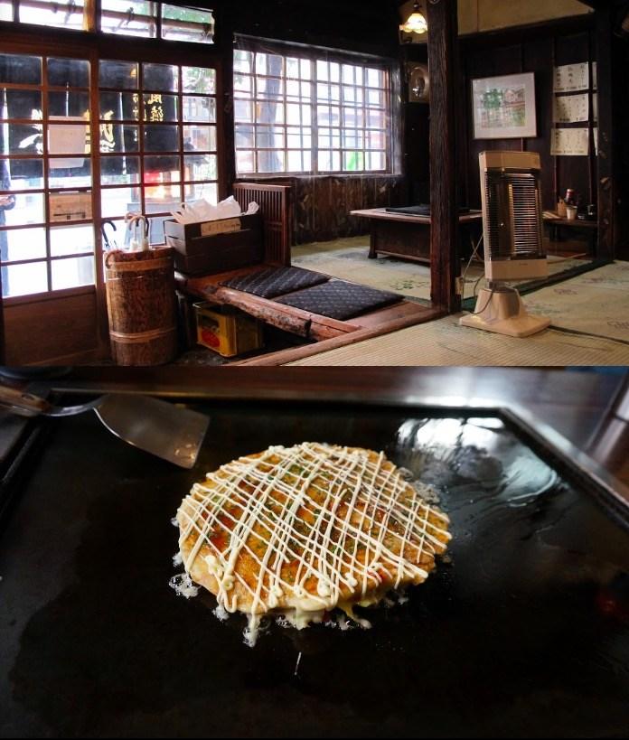 Cheap Eats In Tokyo, SOMETARO