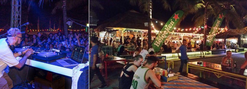 old mans bar in Canggu, Bali