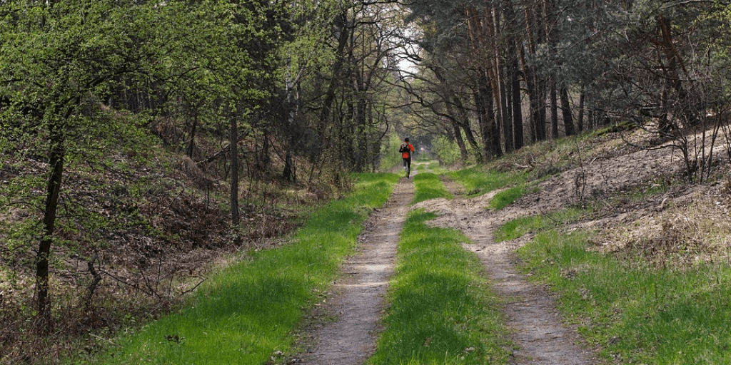 Tough Mudder cross country training