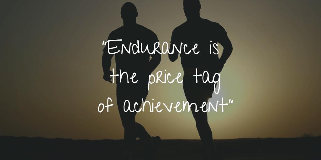 Tough Mudder endurance training