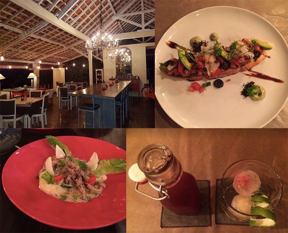 Saffron Restaurant, Bukit Peninsula, Bali