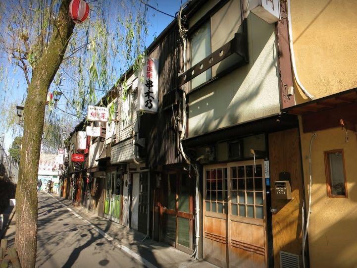 best bars in tokyo, Drunkards Ally