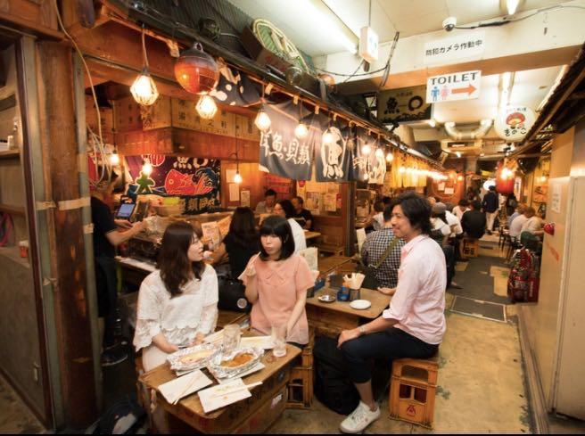 best bars in Tokyo, Ebisu Yokocho