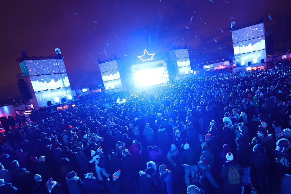 Igloofest in Canada the coldest music festival in the world