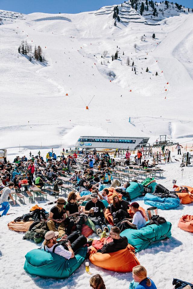 From the slopes to the party at Snowbombing