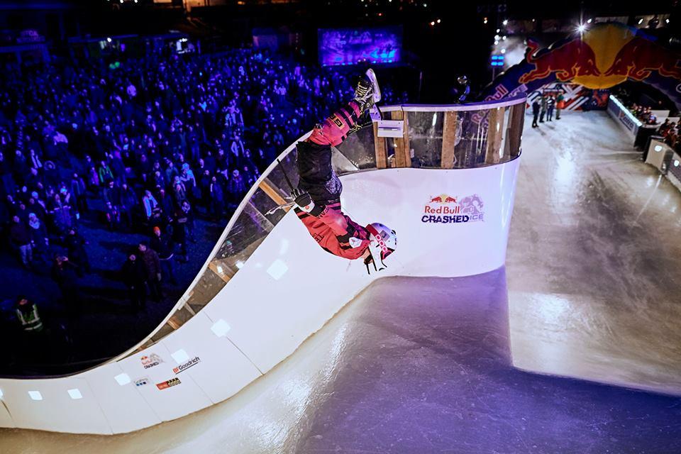 Red Bull Crashed Ice Saint Paul 2018