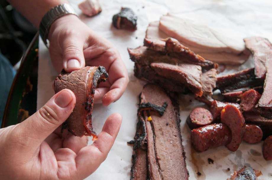 Rodeo Austin bbq food