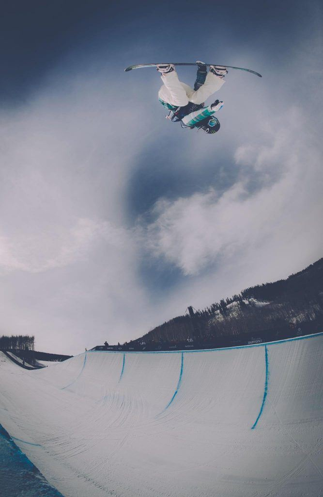 Best snowboarding at US Open