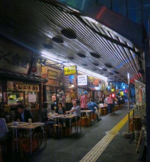 best bars in Tokyo, Yurakucho