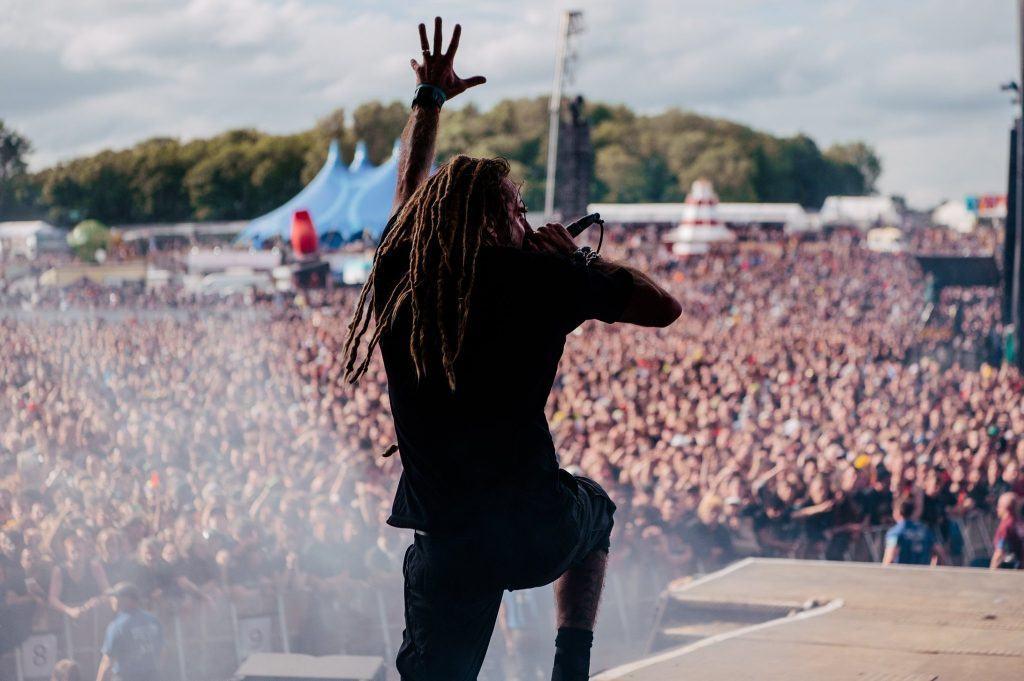 Download Festival in Donington, UK