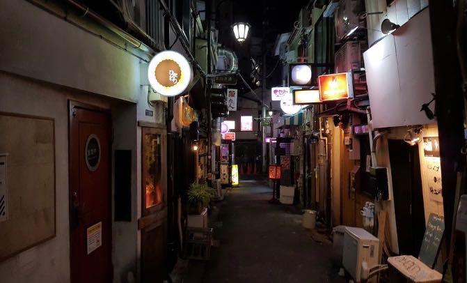 best bars in tokyo, golden gai