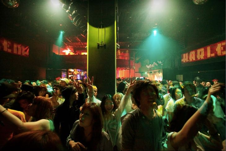 best bars in Tokyo, harlem
