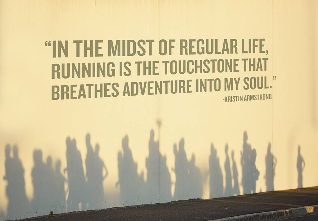 In the midst of regular life, running is the touchstone that breathes adventure into my soul