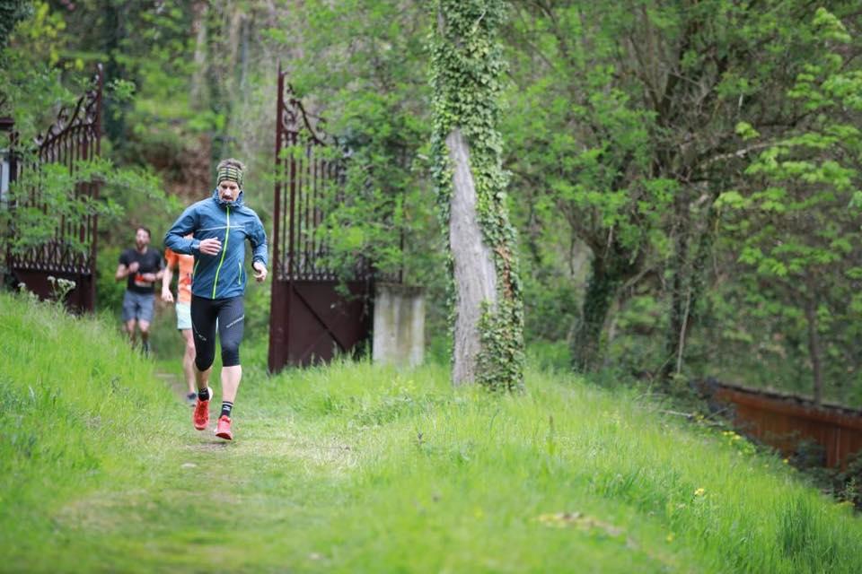 Lyon Urban Trail in France