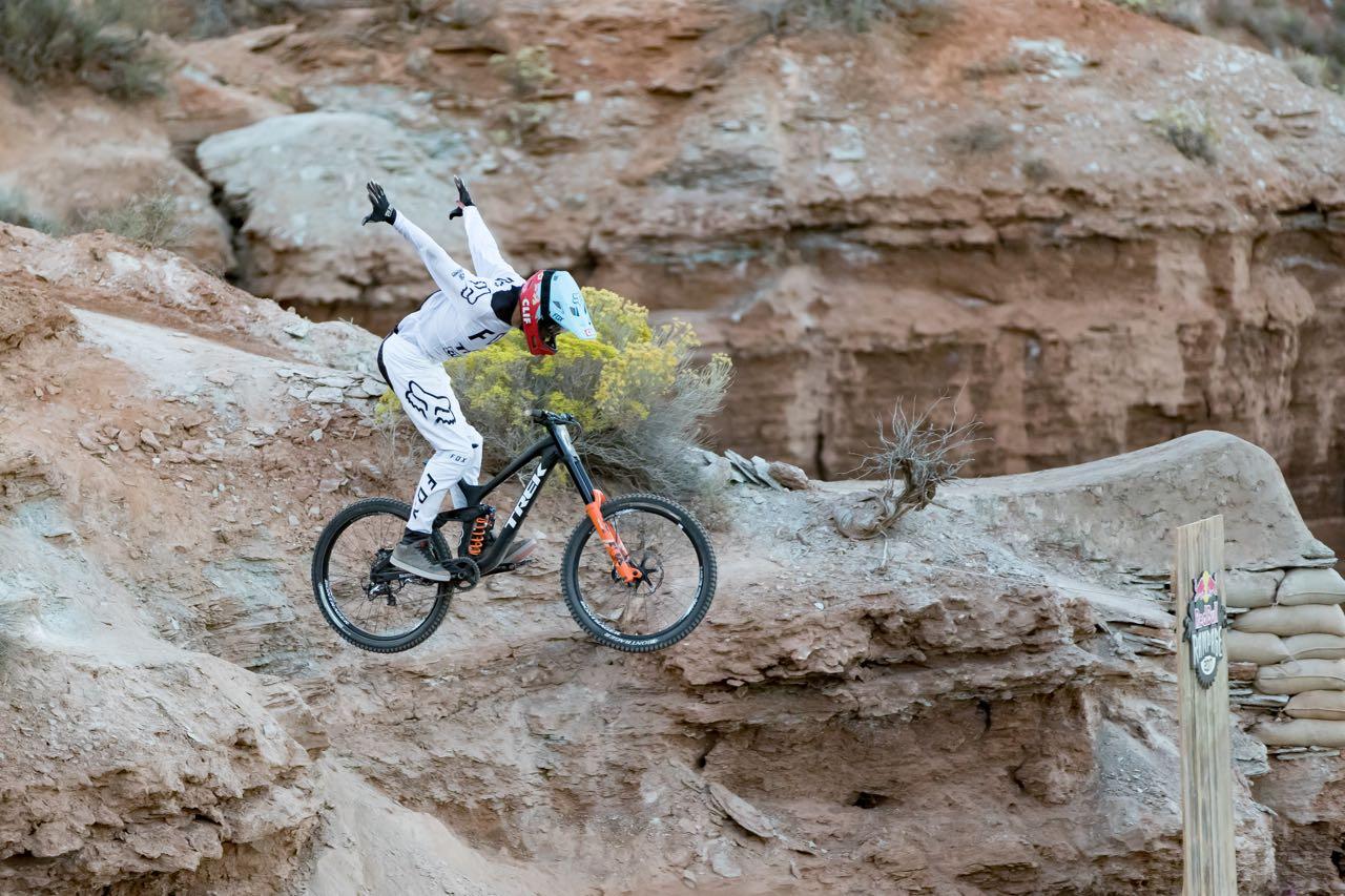 Brett Rheeder, Red Bull Rampage 2017