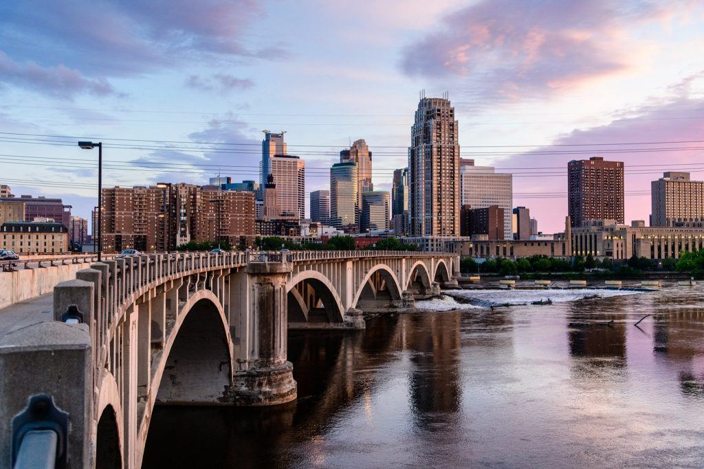 Beautiful Minneapolis