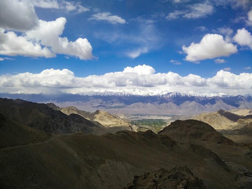 the gran canyon of nubra valley, daring adventure in Kashmir