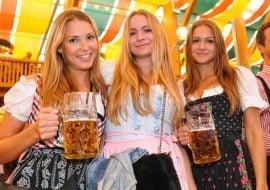 Oktoberfest 2021 in Munich, Germany