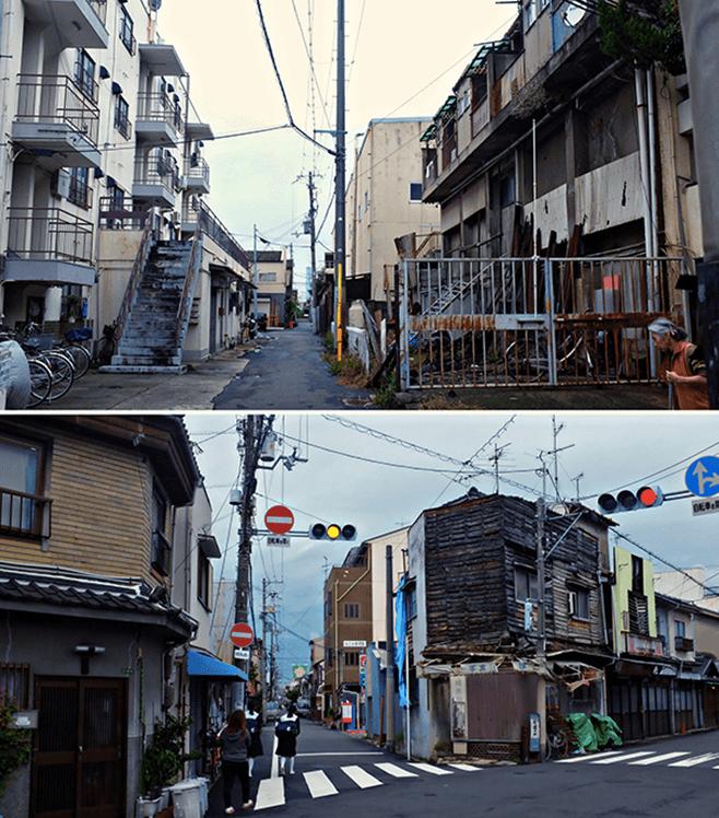 things to do in Osaka, nishinari