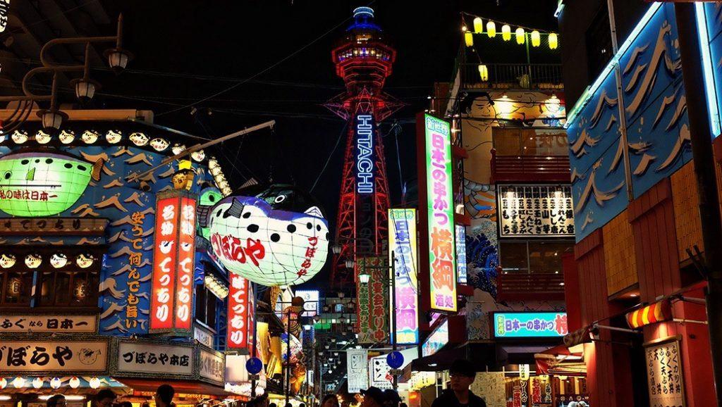 things to do in Osaka, shinsekai