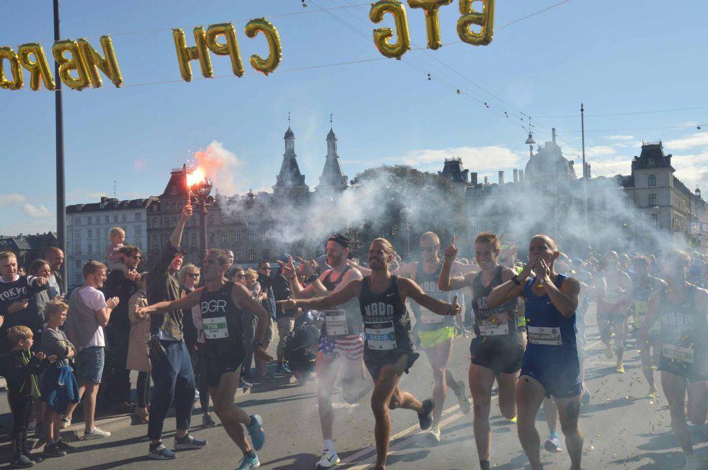 Urban Running, bridge the gap