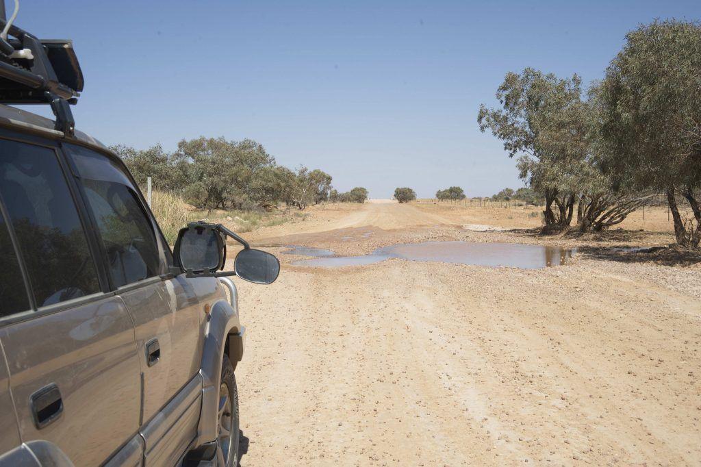 Australian Off Road Birdsville Track