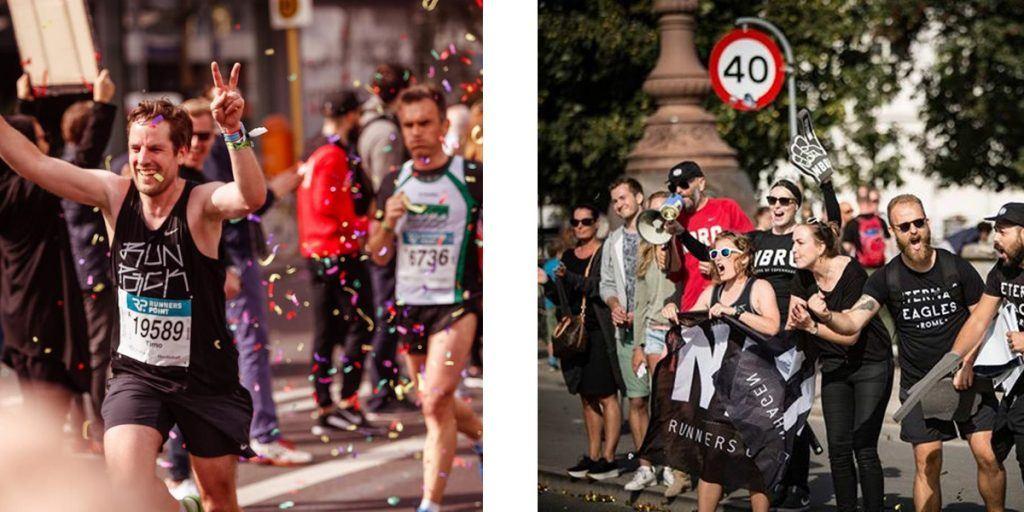 Urban Running, bridge the gap members race