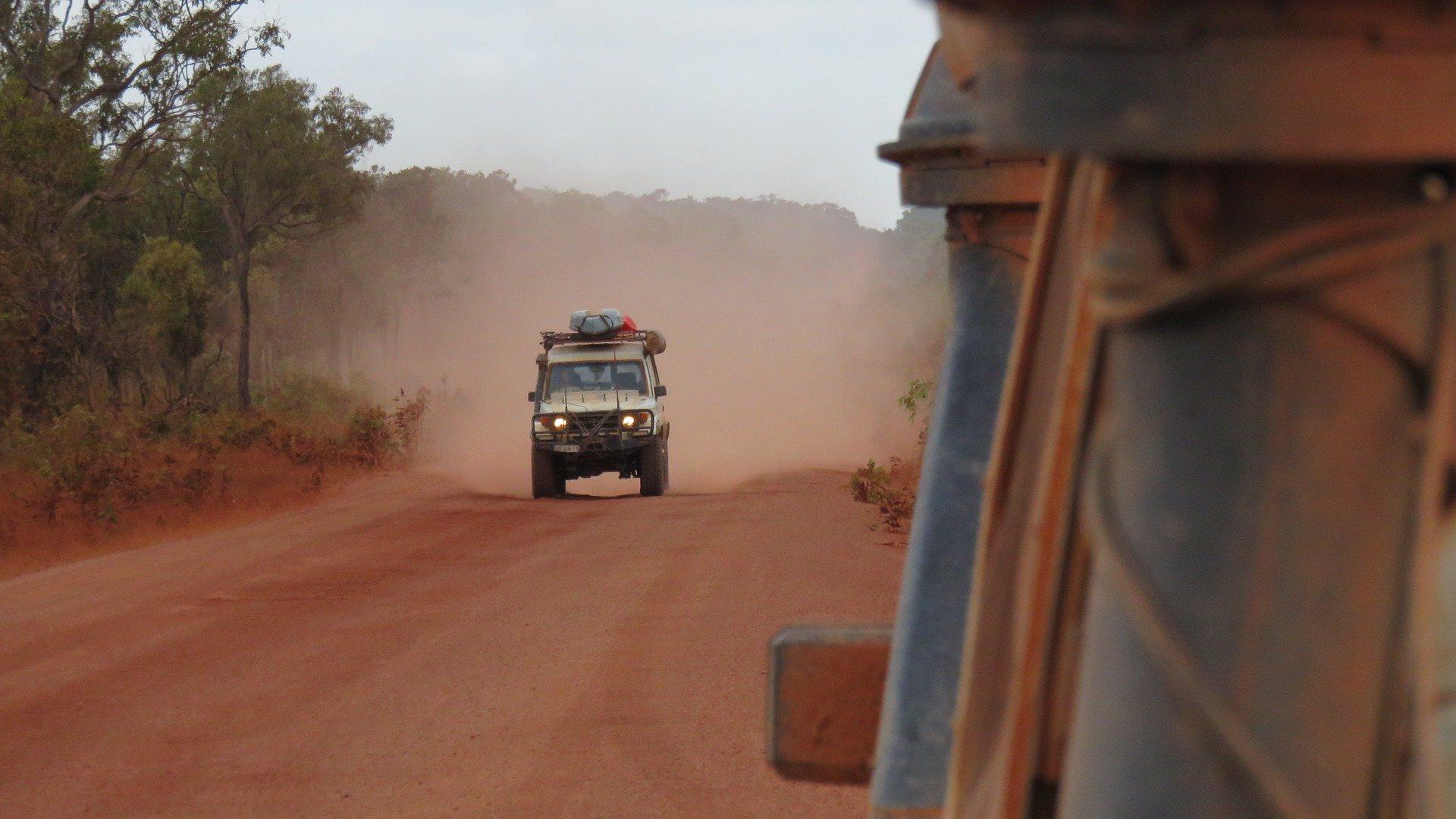 Australian Off Road 4x4 adventure