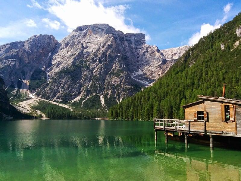 hiking in Italy, Tre Cime di Lavaredo, Dolomites