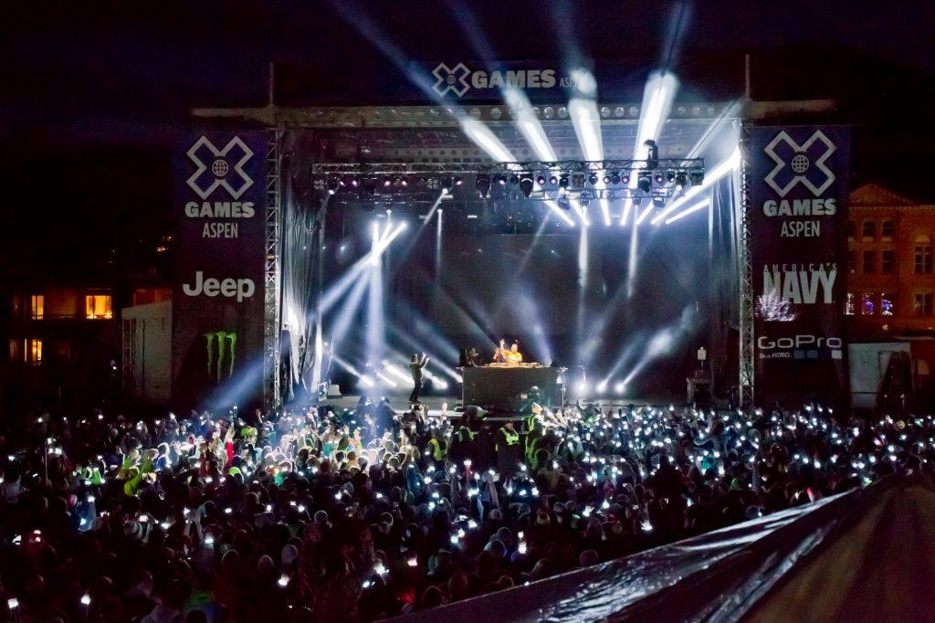 action sports music and festival experience