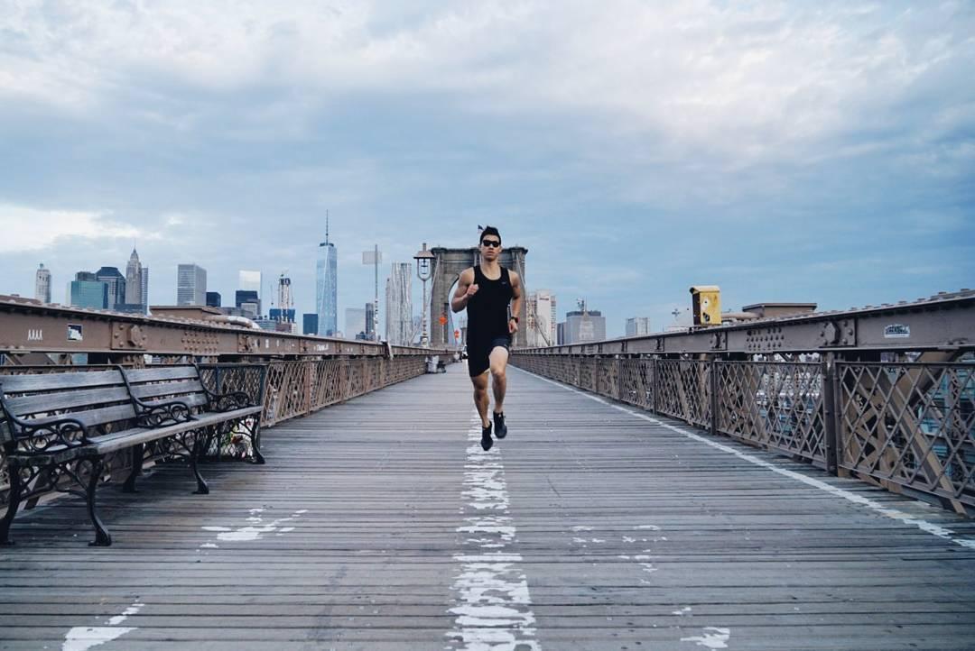 Urban Running, run dem crew New York