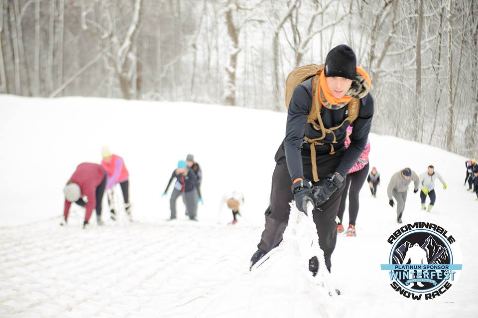 Abominable Snow Race 2022